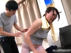 asian pornstar gets her pussy licked then smashed hardcore on the couch