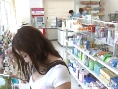 asian hottie is fucked silly by a horny pharmacist