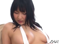 asian pussy stretched with fingers