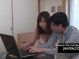 hot asian babe gets fucked hard