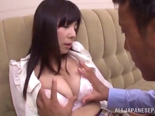 lustful asian cougar getting hammered doggystyle